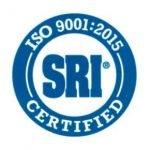 ISO 9001:2015 SRI Certified